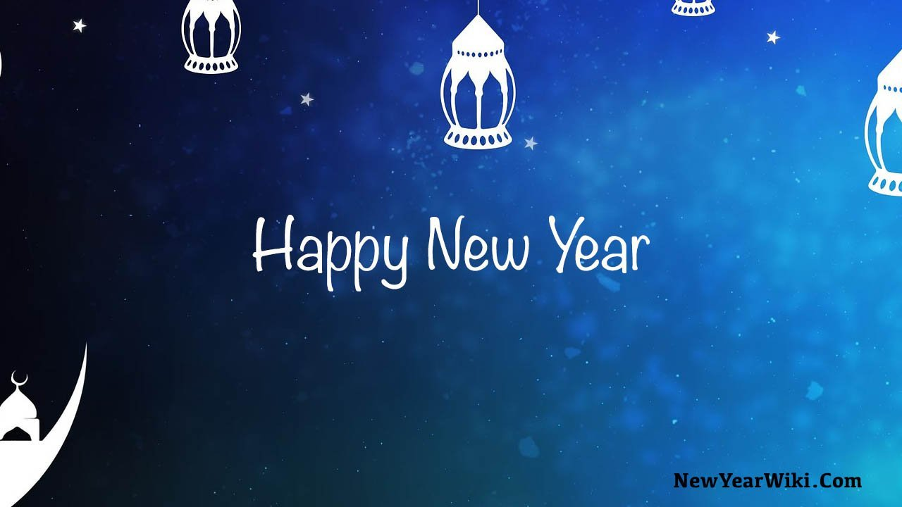 Happy New Year in Arabic