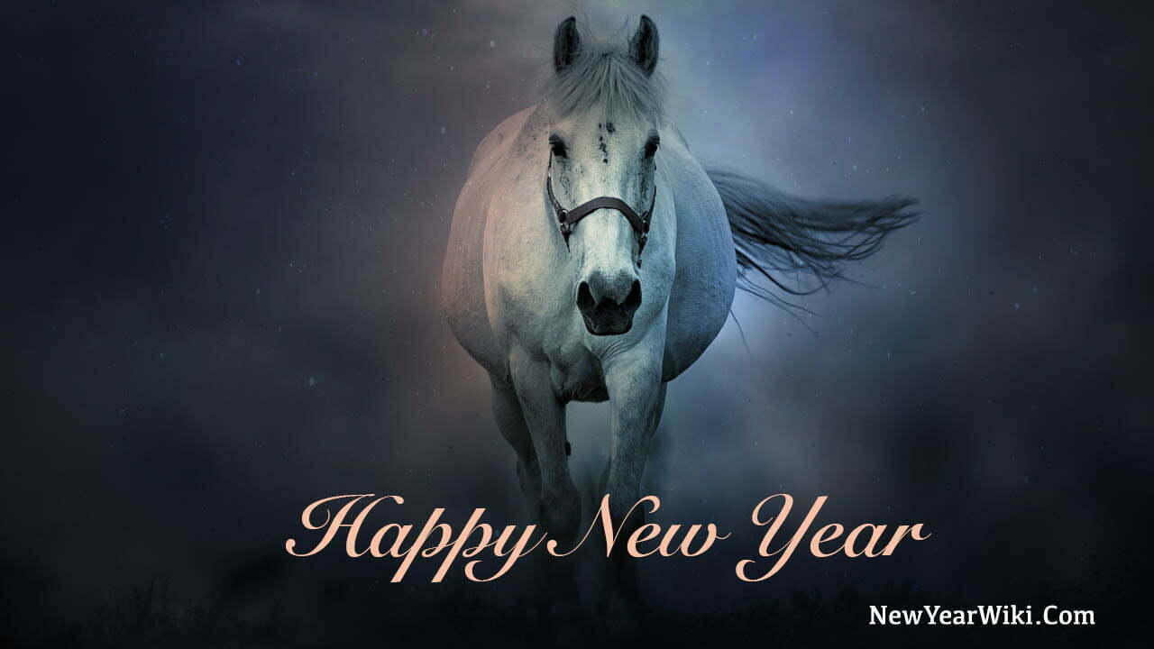 New Year Horse Pictures
