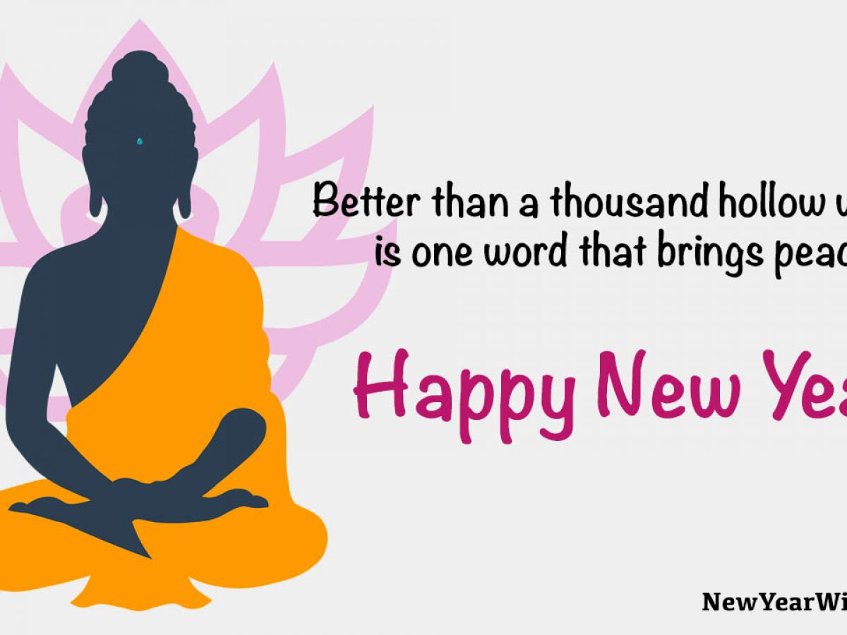 buddha quotes for peaceful new year new year wiki