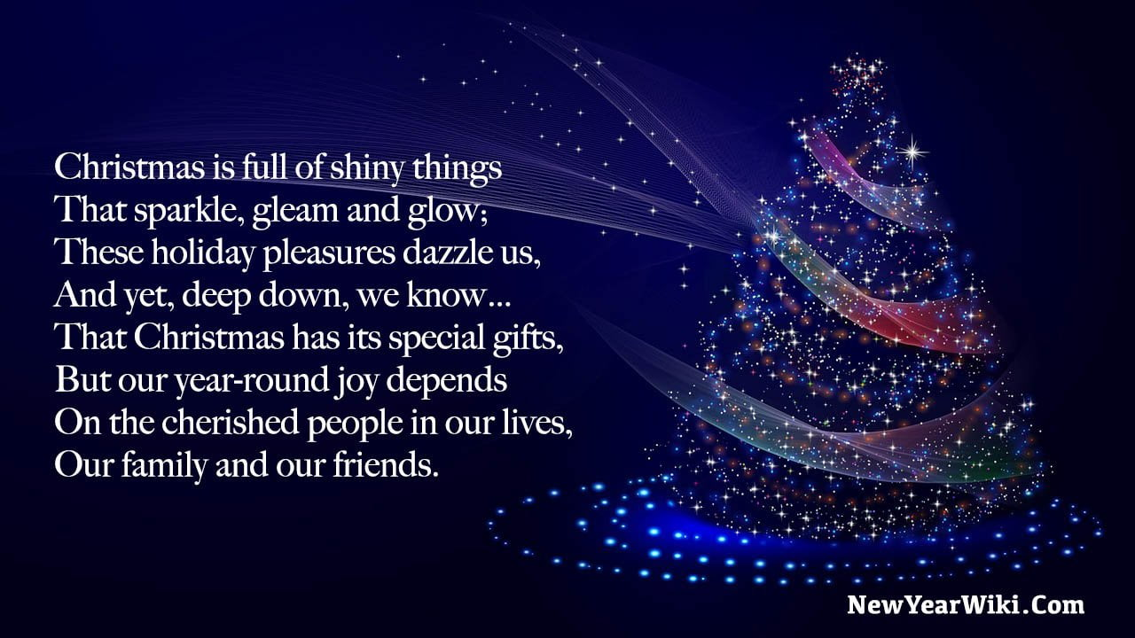 Christian New Year Poems