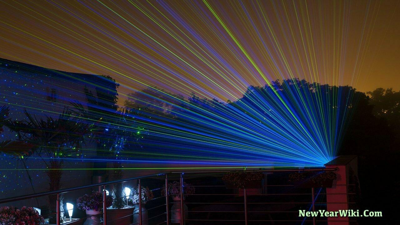 Christmas Laser Lights for House