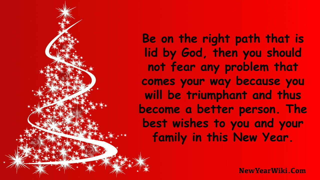 Happy New Year Christian Quotes