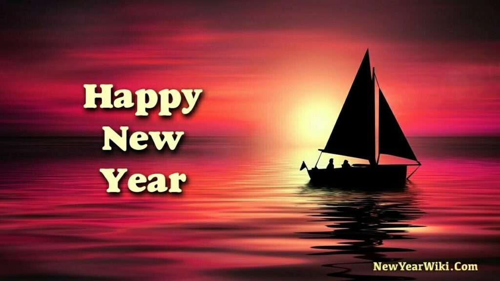 Happy New Year Free Desktop Wallpaper