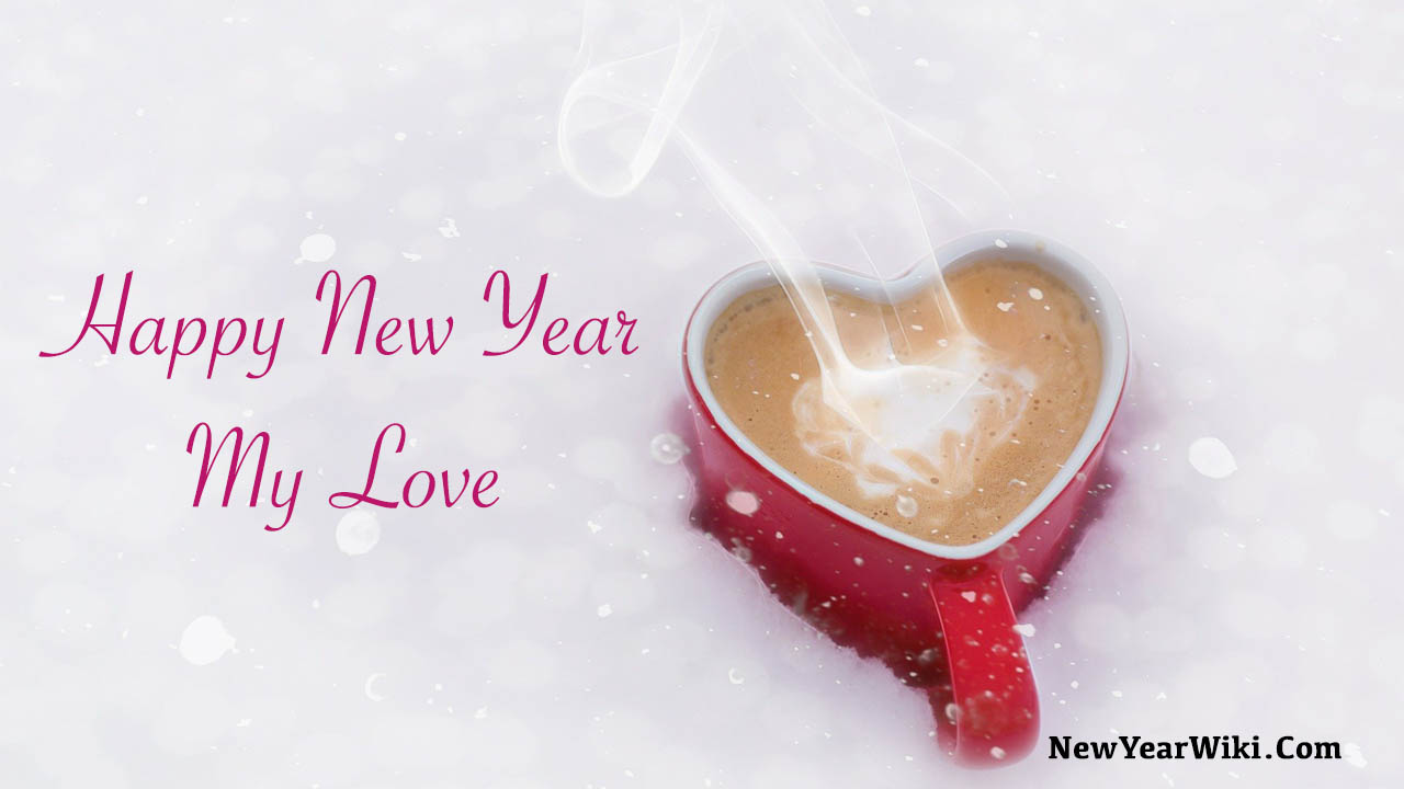 Happy New Year My Love Images