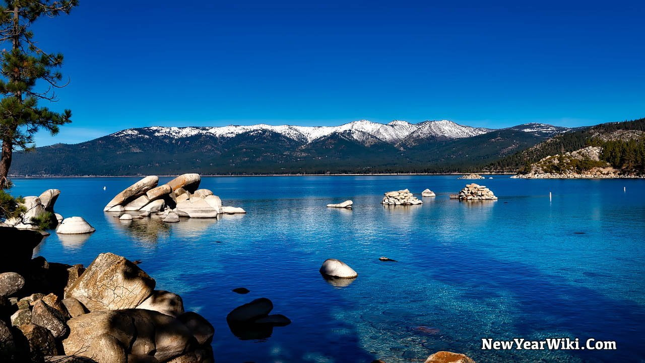 Lake Tahoe, Nevada and California