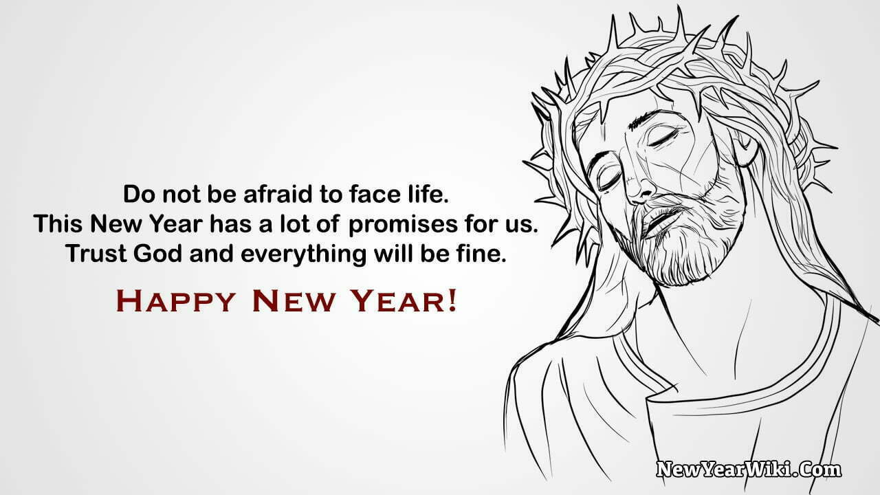 New Year Christian Messages