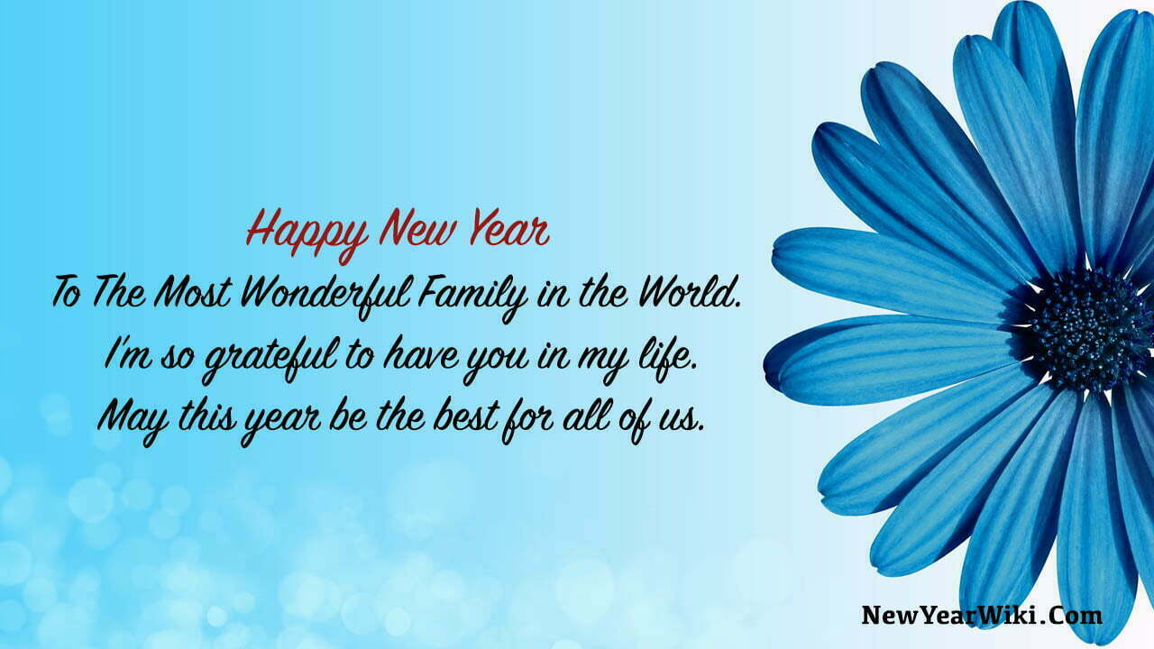 happy new year family quotes new year wiki