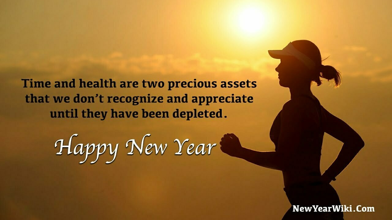 New Year Fitness Quotes