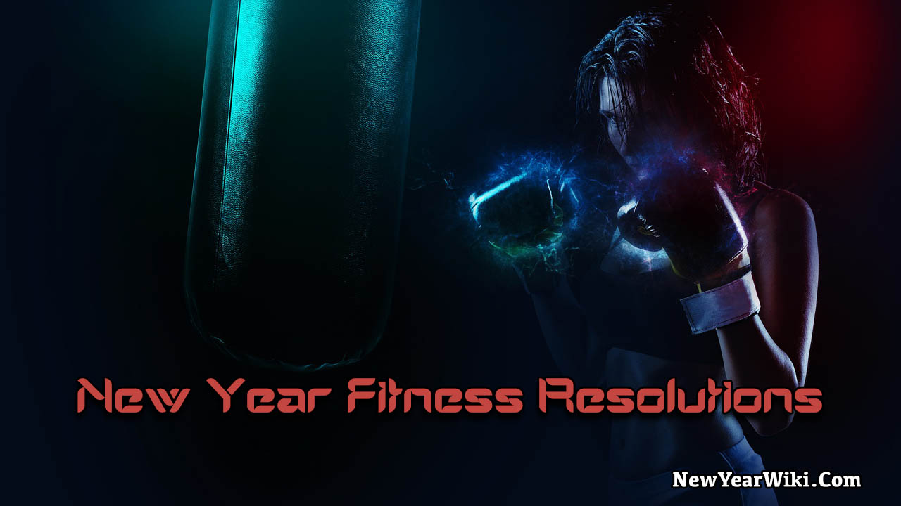 New Year Fitness Resolutions