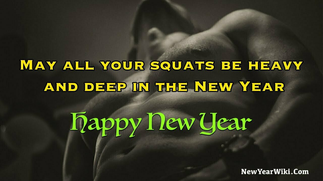 New Year Fitness Slogans