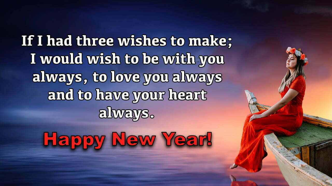 New Year Romantic Quotes
