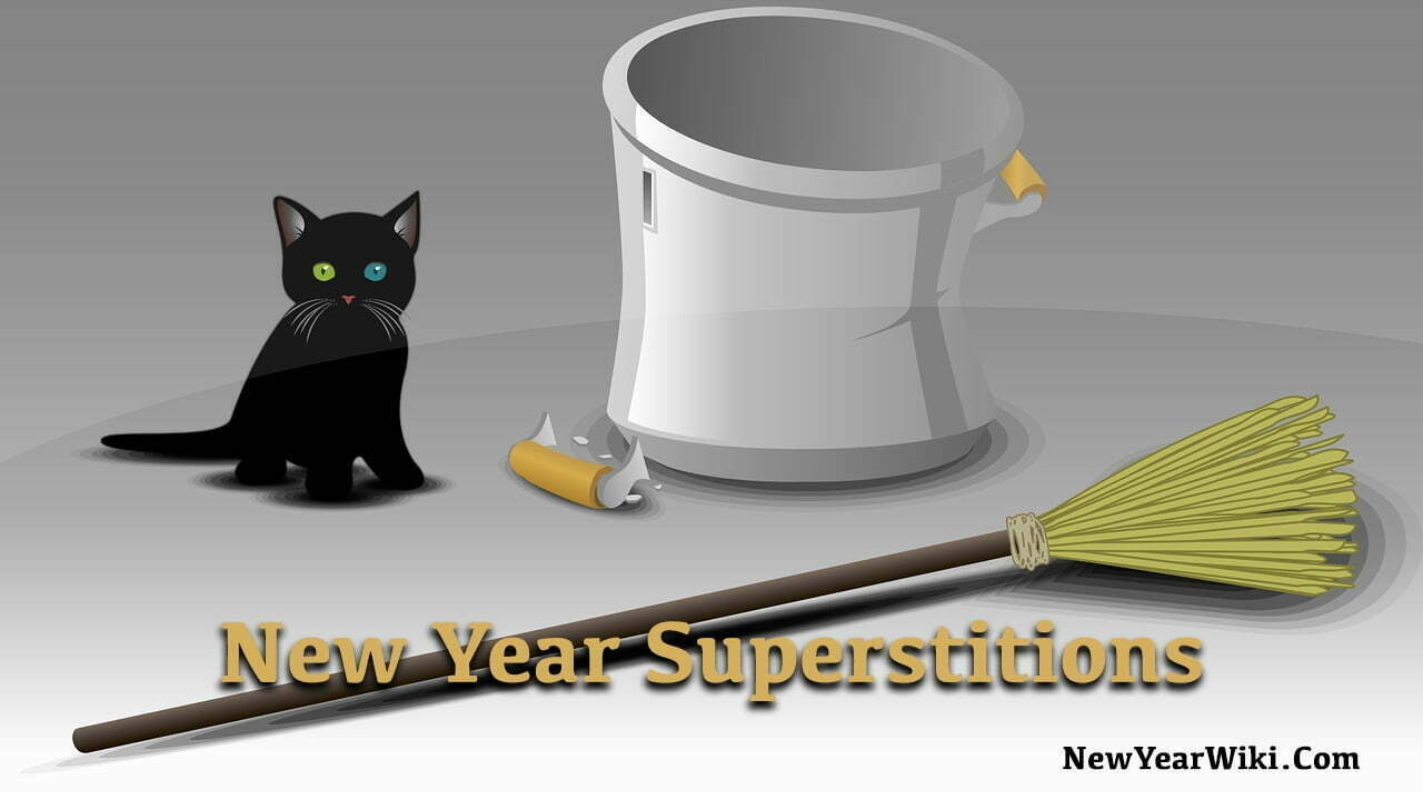 New Year Superstitions