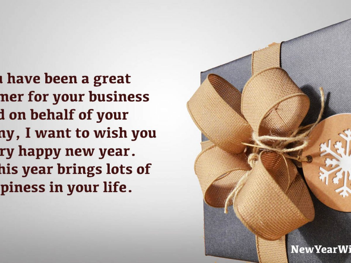 happy new year wishes for customers new year wiki