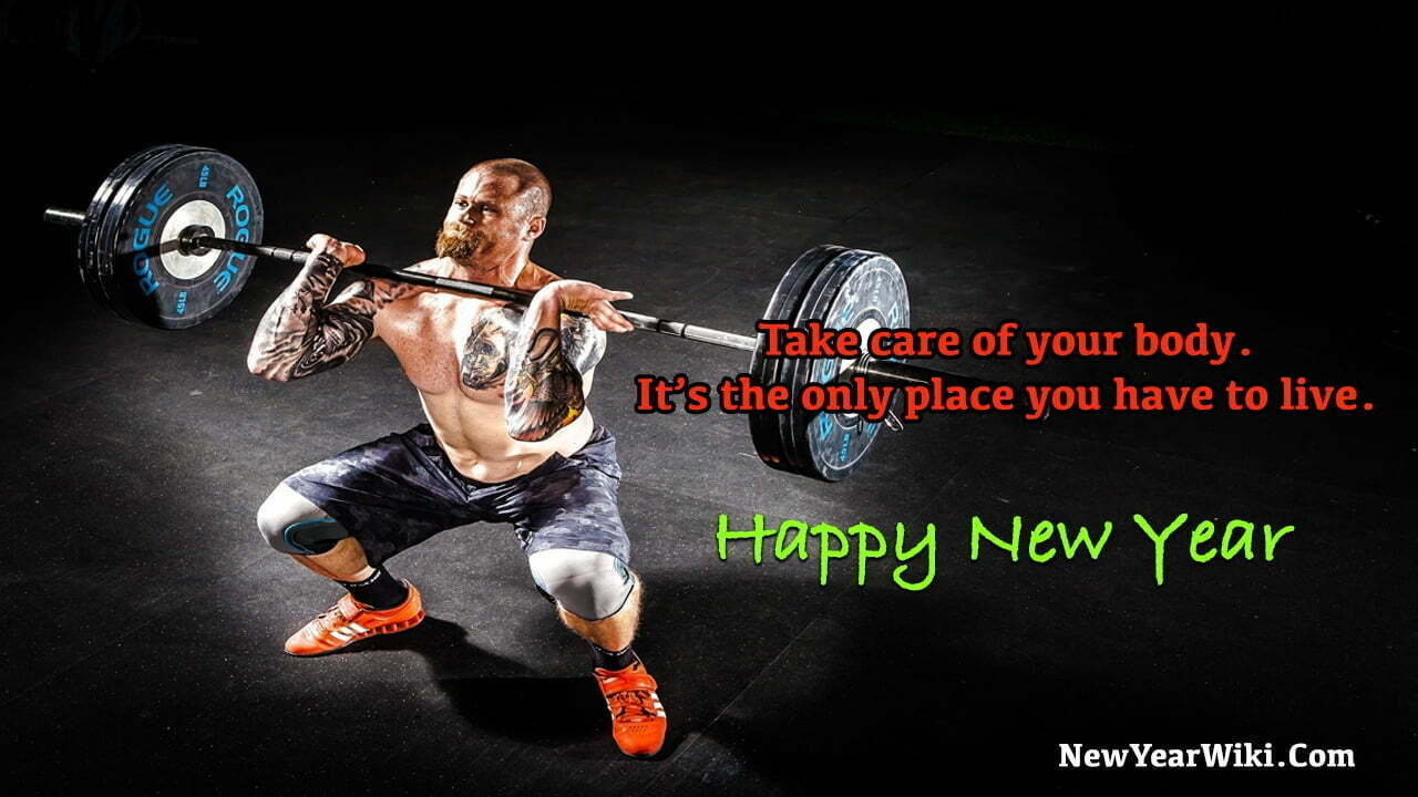 New Year Workout Quotes