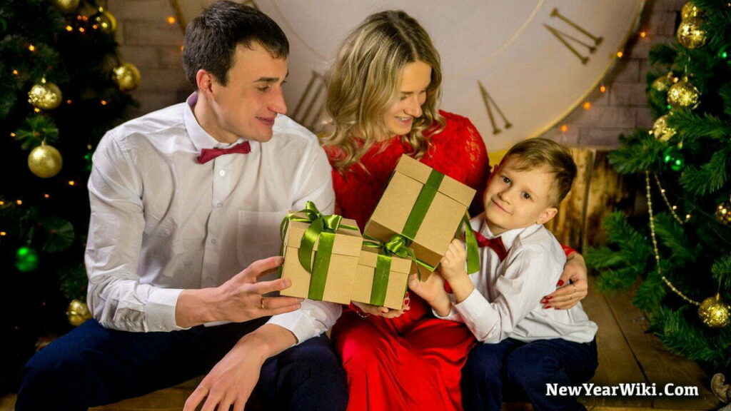 New Year's Eve Games For Family