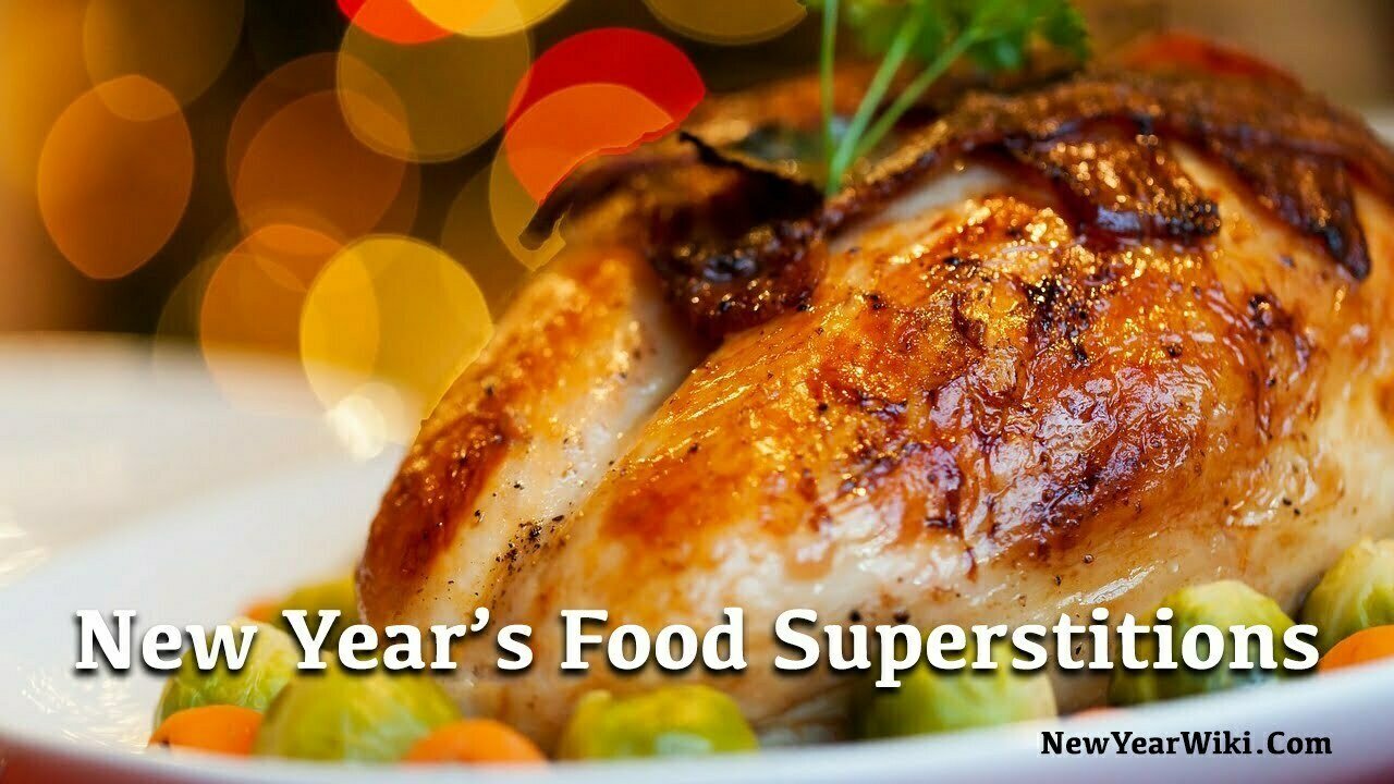 New Years Food Superstitions