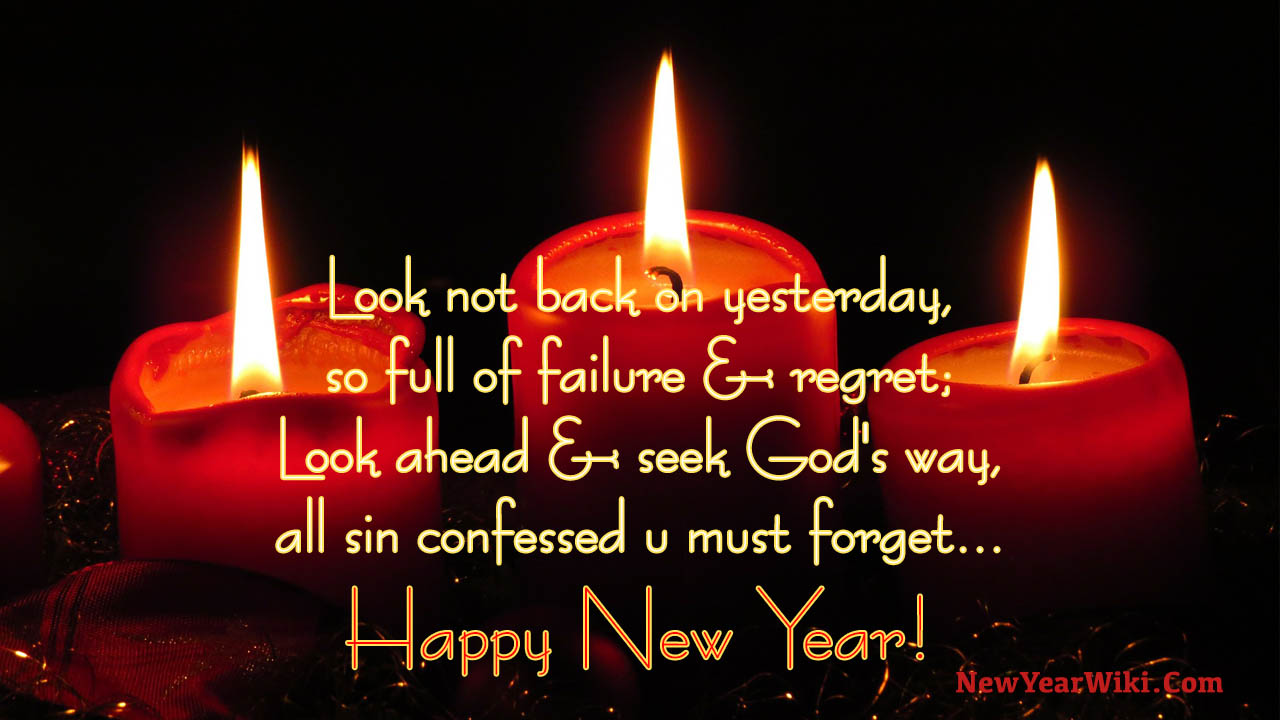 Religious New Year Images