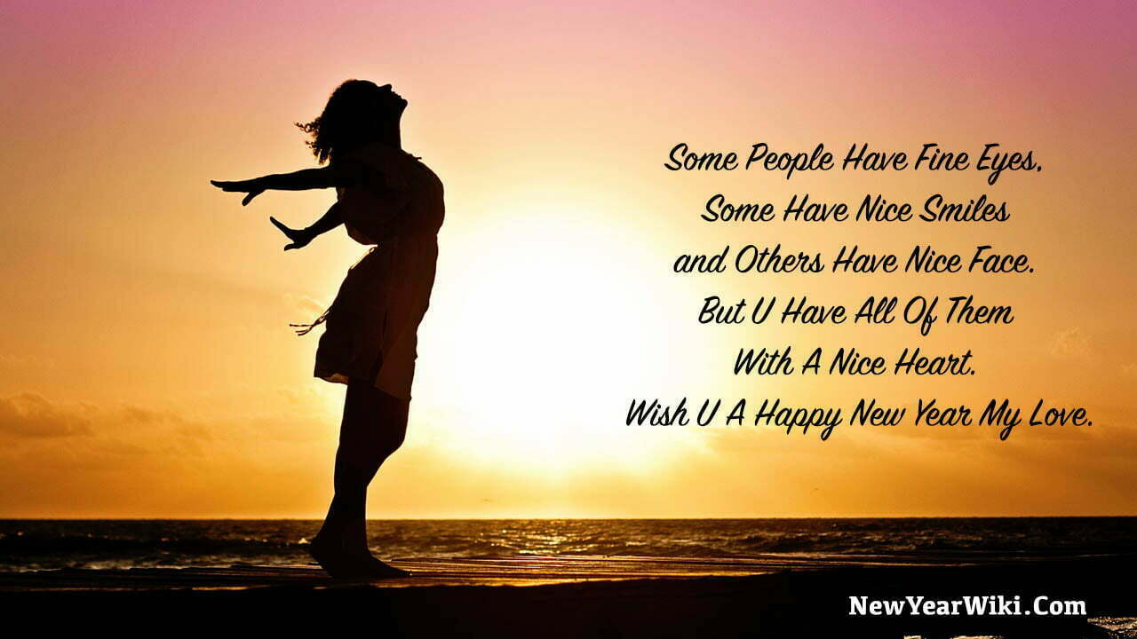 Romantic Happy New Year Quotes