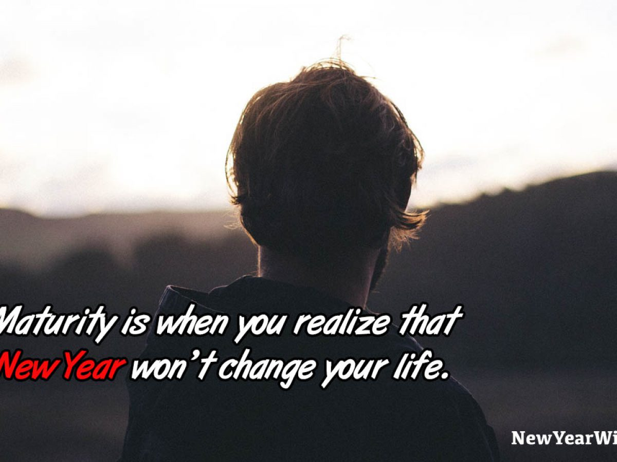 heart touching sad new year quotes new year wiki