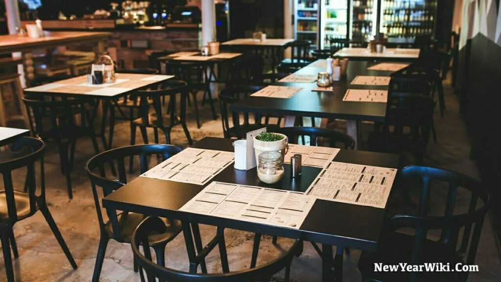 What Restaurants Open On New Years